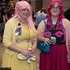 Fluttershy and Pinkie Pie