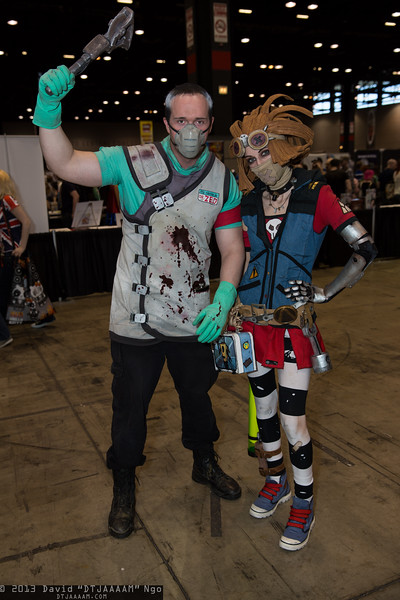 Dr. Zed and Gaige