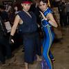 Ryu and Chun-Li