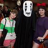 Chihiro Ogino, No-Face, and Kiki