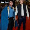 Lando Calrissian and Han Solo