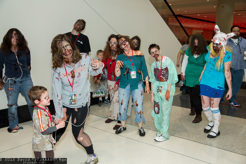 Zombies and Zombie Fionna