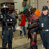 TIE Pilot, Mandalorian, and Imperial Officer
