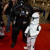 TIE Pilot and Clone Trooper