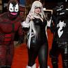 Carnage, Black Cat, and Venom