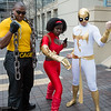 Luke Cage, Misty Knight, and Iron Fist
