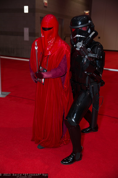 Emperor's Royal Guard and Shadow Stormtrooper