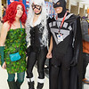 Poison Ivy, Black Cat, and Black Hand