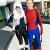 Black Cat and Spider-Man