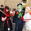 Batwoman, Joker, and Harley Quinn