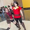 LeFou and Gaston