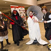 Obi-Wan Kenobi, Darth Maul, Princess Leia Organa, and Han Solo