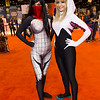 Silk and Spider-Woman