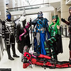 Archangel, Gambit, Deadpool, Apocalypse, Polaris, and Magneto