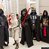 Kylo Rens, Rey, Darth Vader, and Darth Revan