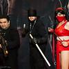Punisher, Daredevil, and Elektra