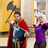 Dr. Strange and Clea