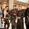 Daenerys Targaryen, Khal Drogo, Jaime Lannister, Petyr Baelish, and Jon Snow