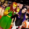Marvel Girl and Psylocke