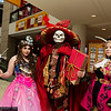 Christine Daae, Phantom of the Opera, and Meg Giry