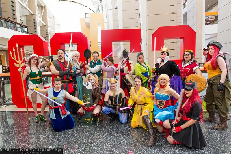 DC Comics and Disney