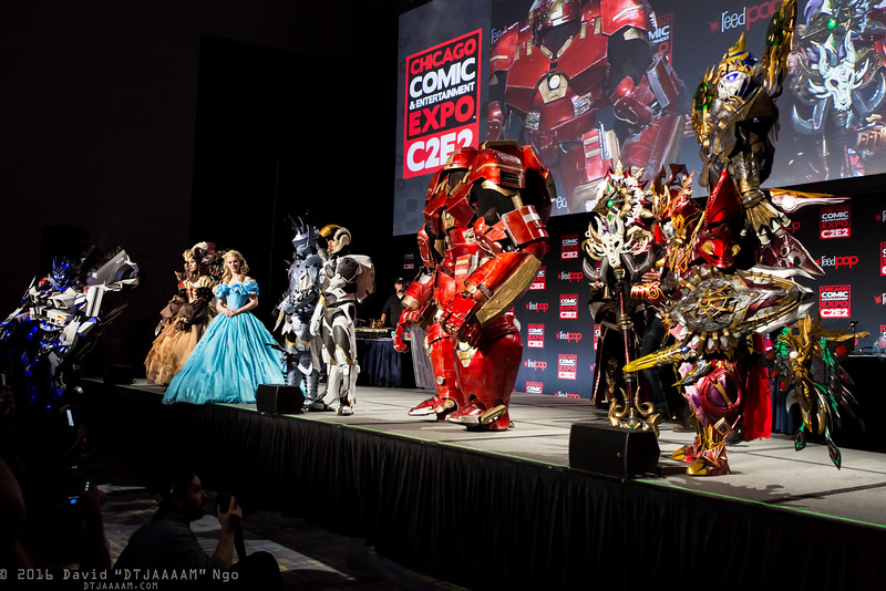 C2E2 Crown Championships of Cosplay
