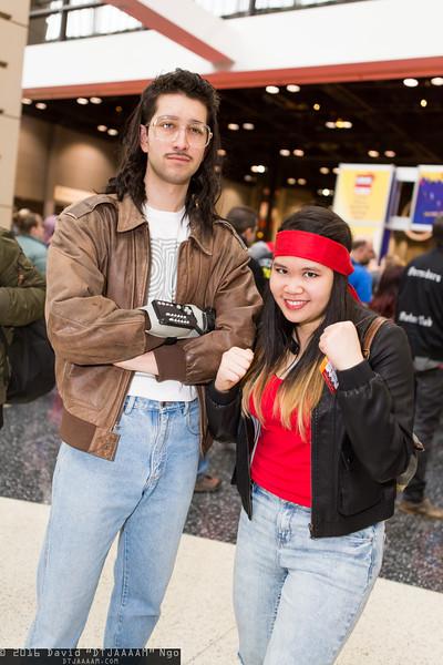 Hackerman and Kung Fury