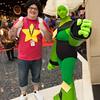 Steven Universe and Peridot