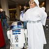 R2-D2 and Miss Piggy