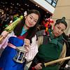 Mulan, Li Shang, and Mushu