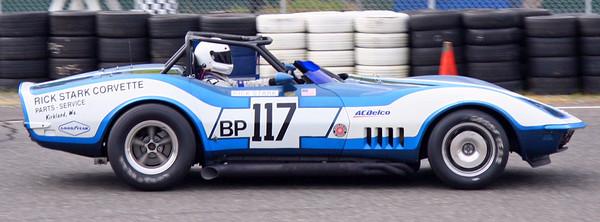 C3 Corvette Race Cars