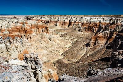 Coal Mine Canyon - Navajo Nation