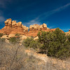 Chesler Park Trail - Canyonlands National Park - Needles District - Utah-6037