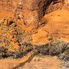 Canyon De Chelly National Monument Arizona - Face Rock Overlook (-)-2522