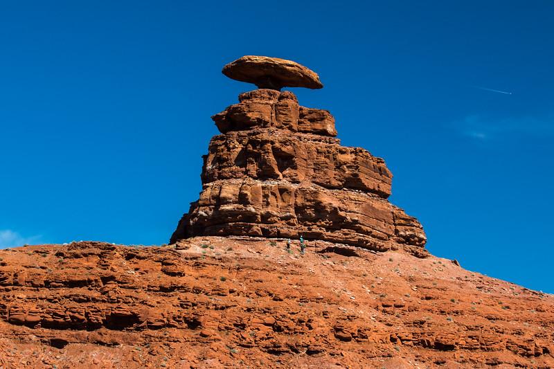 Mexican Hat Rock - Utah - Rock Climbers-2600