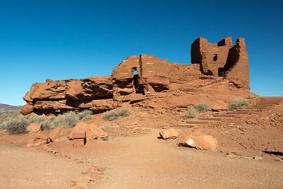 Wukoki Pueblo National Monument