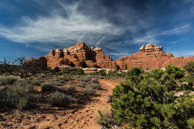 Chesler Park Trail - Canyonlands National Park