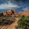 Chesler Park Trail - Canyonlands National Park - Needles District - Utah-5990