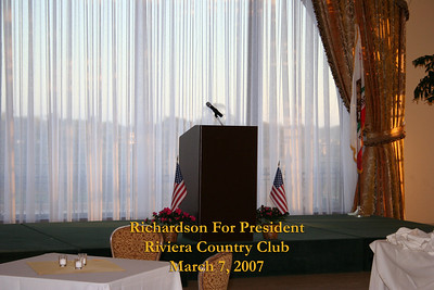 Richardson Event 2007