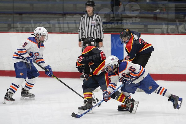 Tri-Valley Blue Devils vs SD Jr Gulls