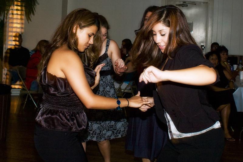 Dancing time!