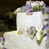 Look!  It's wedding cake