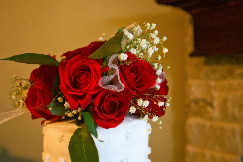 Detail of bouquet
