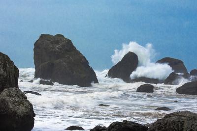 Lone Ranch Beach - Oregon