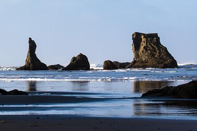 Coquille Point Beach - Oregon
