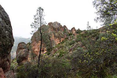 High Peaks Trail - Pinnacle National Park