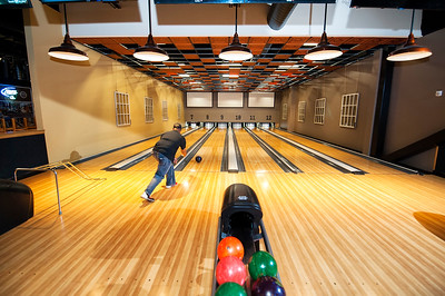 Bowling With The Journalist @ Piedmont Social House 7-30-17 by Jon Strayhorn