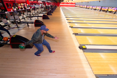 Bold & Beautiful Bowling Bash For Scholarships @ AMF Lanes 11-10-19 by Jon Strayhorn