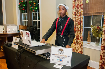CAABJ Eat Drink & Be Merry Hoilday Soiree @ Berewick Manor 12-1-17 by Jon Strayhorn