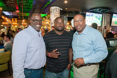 CAABJ End of Sweeps Week Mixer @ Ink & Ivy 5-25-17 by Jon Strayhorn